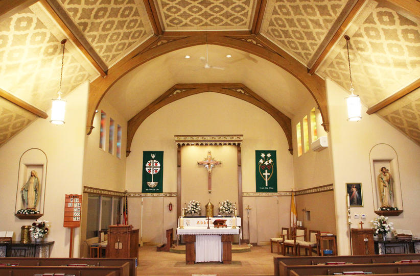 <p>Saint Patrick Parish in Colona welcomes you!</p>